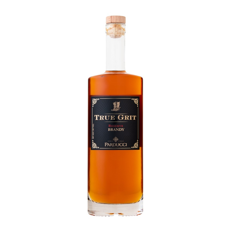 True Grit Reserve Brandy